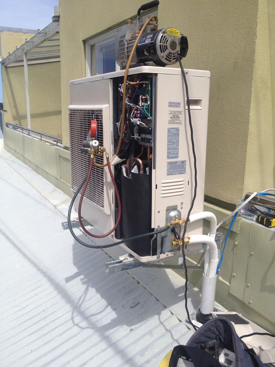 ba heat pumps ltd | heat pump repairs